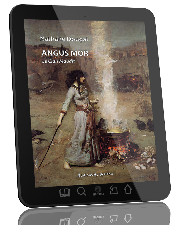 Angus Mor : Le Clan Maudit  / Nathalie Dougal - version EBOOK  (EPUB)