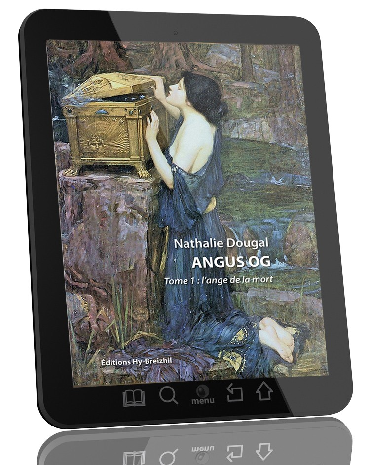 Angus Og - L'ange de la mort  / Nathalie Dougal - version EBOOK  (EPUB)
