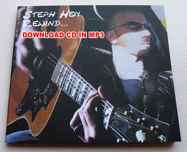 Steph Hoy - Rewind - DOWNLOAD (13 tracks MP3)